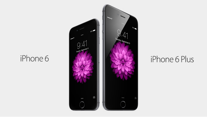 Den nye Iphone 6 og Iphone 6 Plus Review