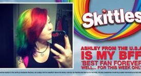Skittles målrette annoncer mod børn