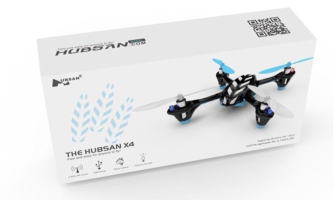 Billig drone - Husban X4