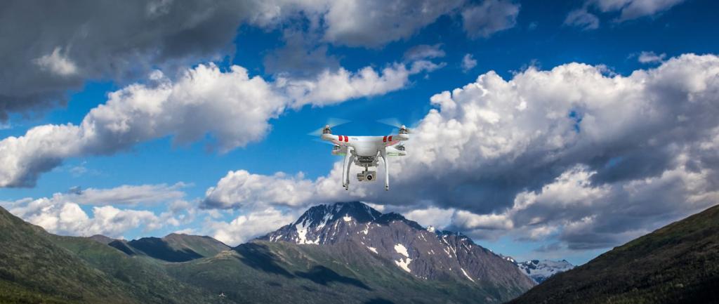 DJI Droner - Største drone producent
