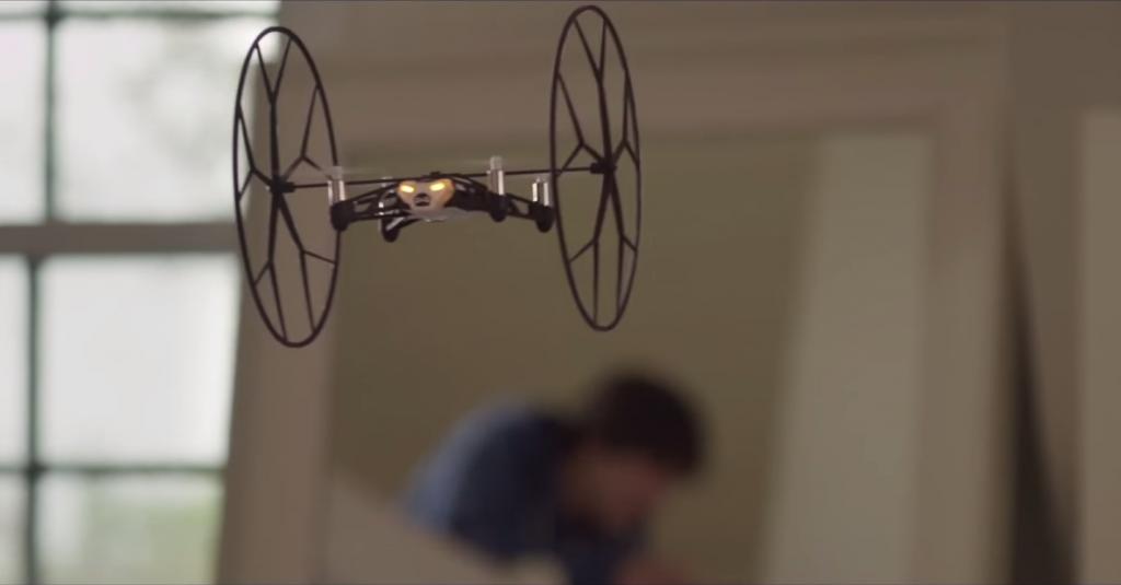 Parrot droner til børn