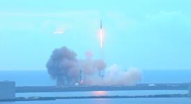 Orion Soars succesfuld opsendelse - Video af raketten