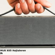 Geekleak tester Lemus X05 Højtaleren