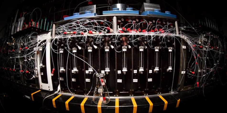 Smart 3D printer som kan printe molekyler