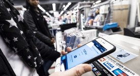 Betal med mobilepay i Føtex, Bilka, Netto
