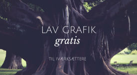 Gratis grafik design program online
