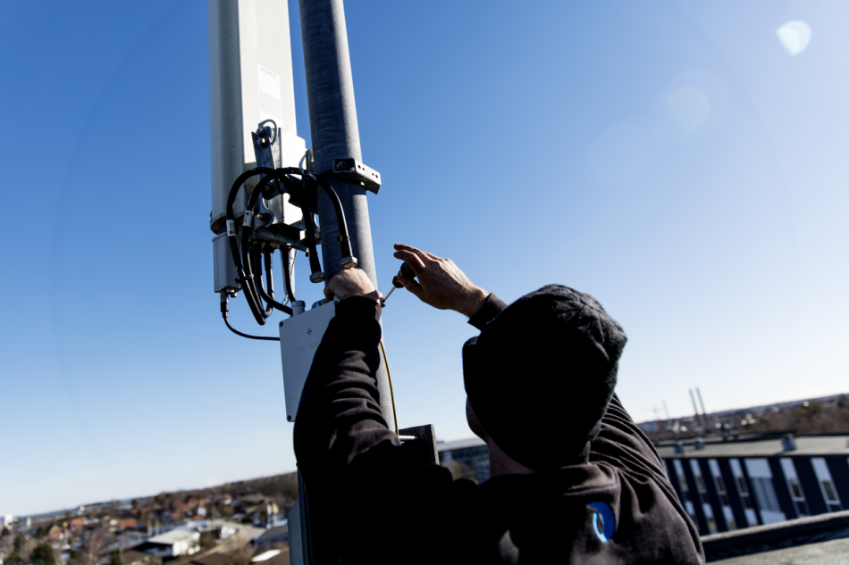 4G netværket er færdigt og resultere i boom af dataforbruget i Danmark