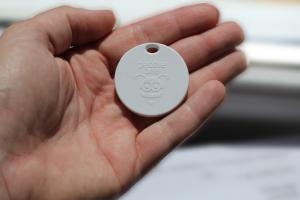 Bluetooth tracker - Pebblebee