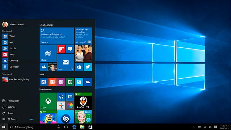 De her fem ting bør du gøre efter installationen af det nye Windows 10.