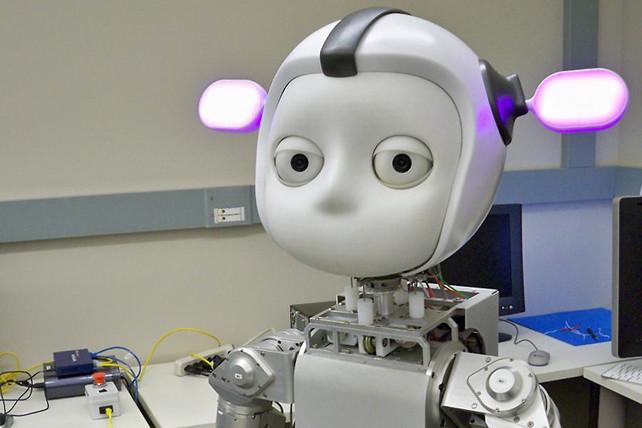 kunstig intelligens robot