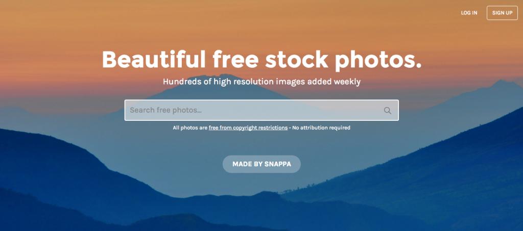 Gratis billeder til brug i dine reklamer eller på din hjemmeside - De er licens fri