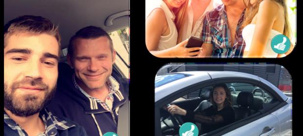 Blaffer ny konkurrent til Uber