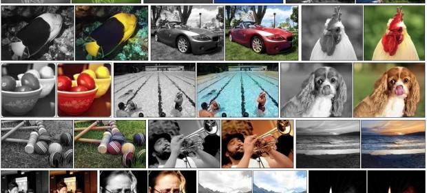 Læs her om teknikken bag programmet der omdanner sort og hvid billeder til farvebilleder.